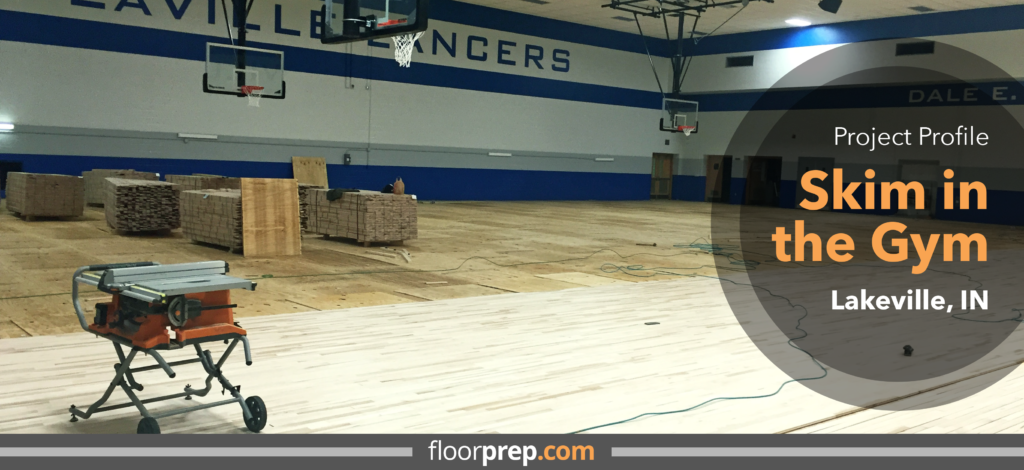 Skim in the Gym - Site Header